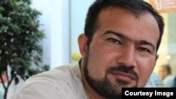 Сотрудник газеты «Азадлыг» Сеймур Хази