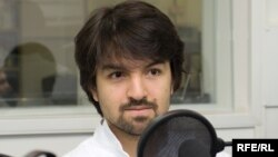 Нохчийн адвокат Мусаев Мурад Маршо Москохарчу радион студио чохь, 08Гез2009