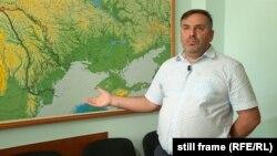 Заместитель директора украинского Института водных проблем и мелиорации Михаил Яцюк