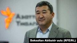 Темирбек Ажыкулов.