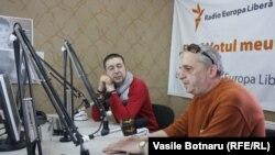 Moldova, Vasile Ernu, journalist and writer, Petru Bogatu, journalist