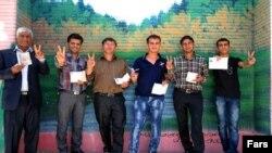 انتخابات ریاست جمهوری در یاسوج