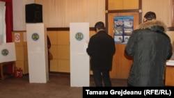 Alegerile parlamentare din 2014, la Bălți