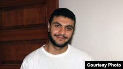 ՀԱԿ-ի երիտասարդ ակտիվիստ Դավիթ Քիրամիջյանը: