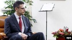 Заместитель министра финансов США по борьбе с терроризмом и финансовой разведке Адам Шубин.
