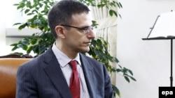 آدم جی زوبین معین بخش تروریزم و استخبارات مالی وزارت خزانه امریکا