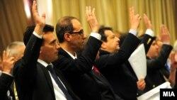 14. конгрес на СДСМ на кој Зоран Заев е избран за нов претседател на партијата.