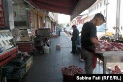 Konya, bazar, Turcia, 22 iulie 2021