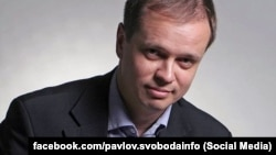 Russian lawyer and human rights activist Ivan Pavlov (file photo)