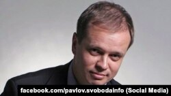 Russia -- Human rights activist, lawyer Ivan Pavlov