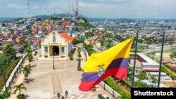 Столица Эквадора - Кито