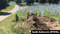 د بوسنیا د نسل وژنې قربانیان