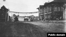Тайшет, 1935 год