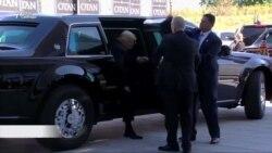 Первая встреча Трампа с лидерами НАТО