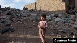أحد اطفال بغداد