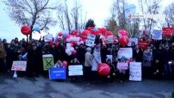 Мы хотим выбирать достойных – активисты оппозиции на митингах в России (видео)