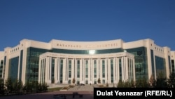 Астанадагы Назарбаев университети.
