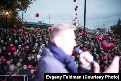 """Фото: Евгений Фельдман для проекта """"Это Навальный"""""""