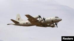 Південнокорейський літак, що бере участь у пошуках зниклого малайзійського пасажирського лайнера