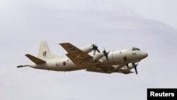 Një aeroplan i ushtrisë së Koresë Jugore në kërkim për aeroplanin e zhdukur