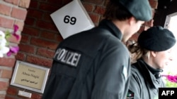 Policë gjermanë