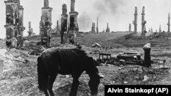 Руины Сталинграда, 18 декабря 1942 г.