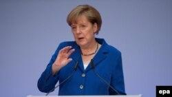 Kancerlarja gjermane, Angela Merkel.
