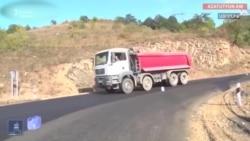 İran yeni Gorus-Qafan yolunun tikintisində Ermənistana kömək edir