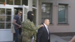 На Рівненщині через бурштин зарештували чотирьох посадовців силових структур