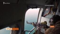 Россия репетирует войну в Крыму (видео)