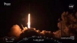 SpaceX 152 одам ҳокини коинотга йўллади