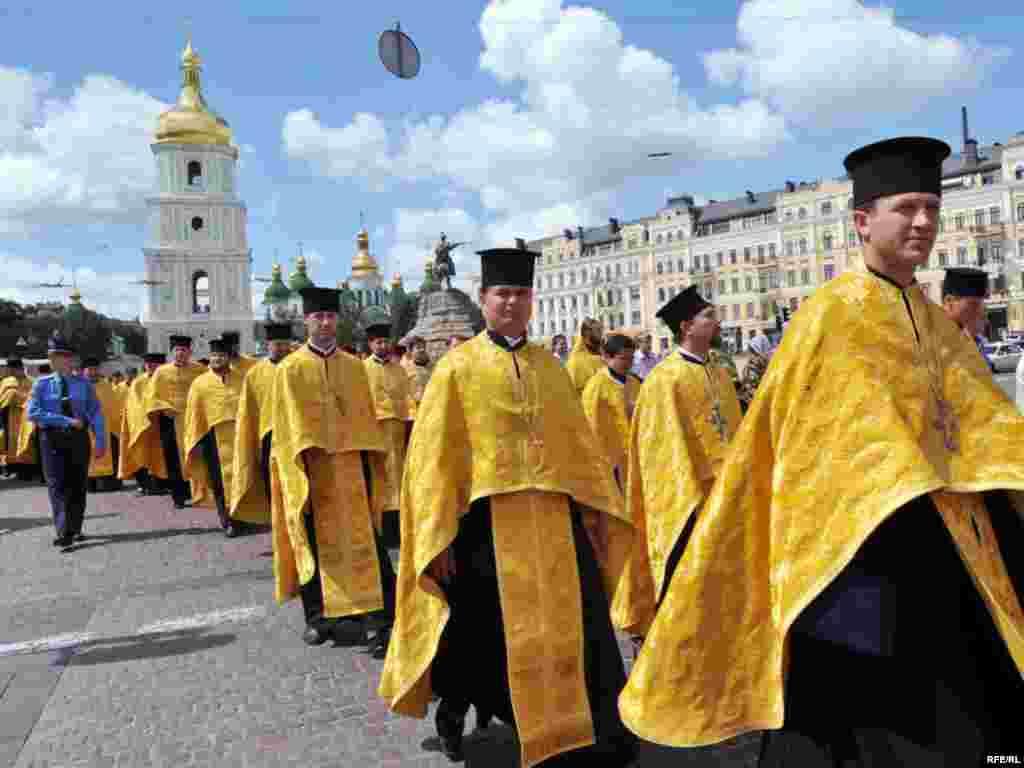 Russian Patriarch Kirill In Ukraine #19