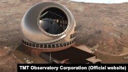 Так будет выглядеть Тридцатиметровый телескоп, если его построят