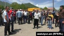 Լոռու Պուշկինո գյուղի բնակիչները պահանջում են «քավության նոխազ» չդարձնել անտառապահին