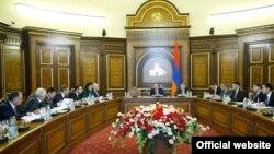Հայաստանի կառավարության նիստ, արխիվ