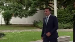Zaev merr mandatin nga Ivanov