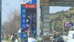 Дар фурӯшгоҳҳои Душанбе бензин ҳамоно камчин аст