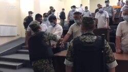 Дело о смертоносных взрывах в Арыси: приговор