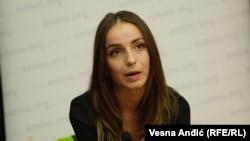 Suočavamo se sa političkim pitanjima: Dafina Peci