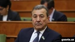 Первый заместитель председателя Сената Содик Сафаев.