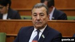 Өзбекстан сенаты төрағасының бірінші орынбасары Садык Сафаев.