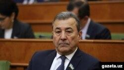Первый заместитель председателя Сената Содик Сафаев