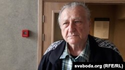 Аляксандар Лапіцкі ў судзе. 12 ліпеня 2016 году