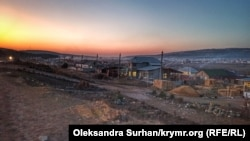 Mamaq köyünde kün bata