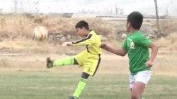 Баткен: Фергананын жаш футболчулары