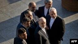 هیئت مذاکرهکننده اتمی ایران؛ محمد جواد ظریف صبح یکشنبه با ۶ وزیر دیگر دیداری گروهی خواهد داشت