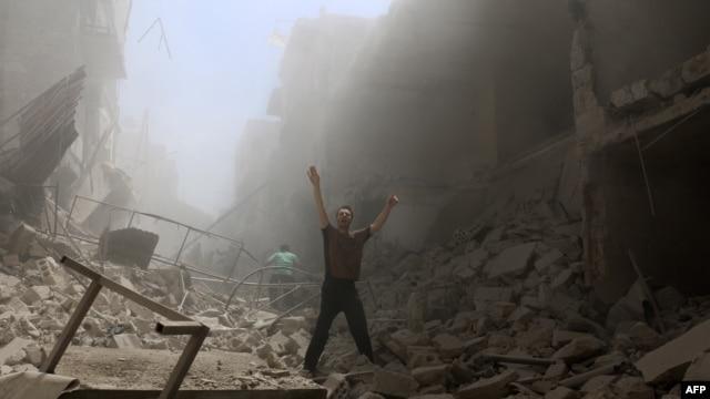 Zabeleženo u Alepu, 28. april 2016.