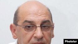 Главный нарколог Армении Петрос Семерджян