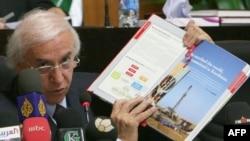 وزير الثروة الطبيعية في حكومة اقليم كردستان آشتي هورامي