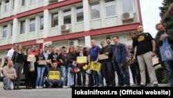 Lokalni front prvi put na izborima i šest osvojenih poslaničkih mesta